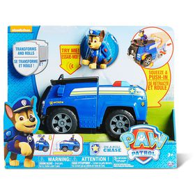 Paw Patrol Lights & Sound Feature Vehicle - Chase
