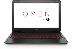 "OMEN by HP 15-AX202NI Intel Core i7-7700HQ 15.6"" Gaming Notebook - Black"