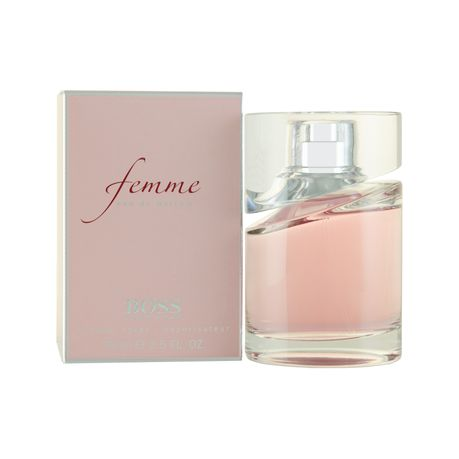 Original wählen Fang stabile Qualität Hugo Boss Femme EDP 75ml for Her (Parallel Import)