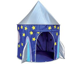 Foldable Child Tent For Boy - Blue