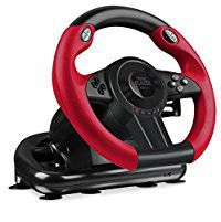 Speedlink TrailBlazer Racing Wheel for PS4/Xbox One/PS3/PC - Black