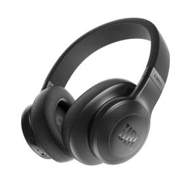 JBL E55 BT Wireless Over Ear Headphones - Black