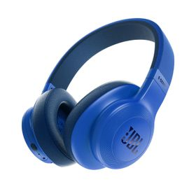 JBL E55 BT Wireless Over Ear Headphones - Blue
