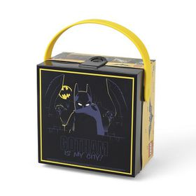 LEGO Batman Movie Lunch Box with Handle