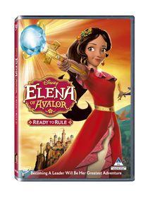 Elena of Avalor (DVD)