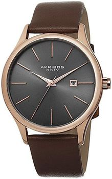 Akribos XXIV Men's Essential Dress Watch AK618RG