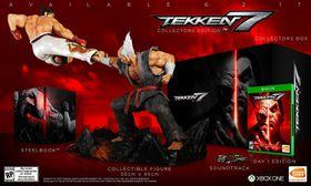 Tekken 7 Collector's Edition (Xbox one)