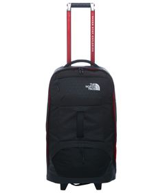 The North Face Longhaul 26 67L Roller Duffel Bag - Black