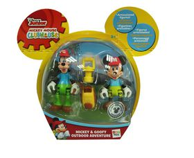 Mickey Mouse Clubhouse Outdoor Adventure - 2 Pack