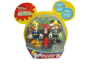 Mickey Mouse Club House Emergency - 2 Pack