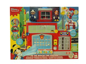 Mickey Mouse Club House Fire Station
