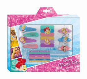Disney Princess 20 Piece Hair Accessory Set