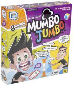 Grafix Games Mumbo Jumbo