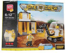 Blocktech Construction Ground Works 136 Piece