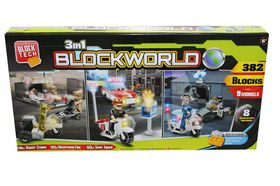 Blocktech 3 In 1 Block World