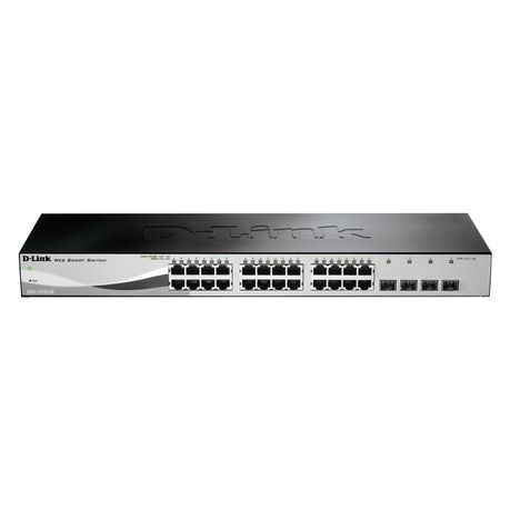 D-Link DGS-1210-24 Switch Drivers for Windows Mac