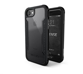 low priced 5b2ba 104c3 X-Doria Defense Case Shield For Huawei P20 Lite - Black   Buy Online ...