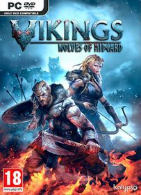 Vikings: Wolves of Midgard (PC DVD)