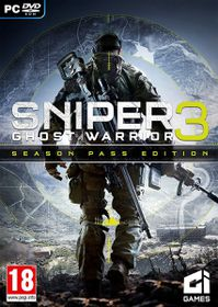Sniper Ghost Warrior 3 (PC DVD)