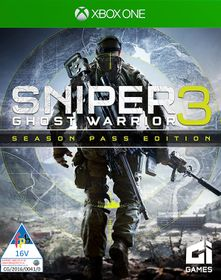 Sniper Ghost Warrior 3 (XboxOne)