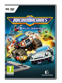 Micro Machines (PC DVD)