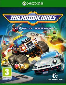 Micro Machines (XboxOne)