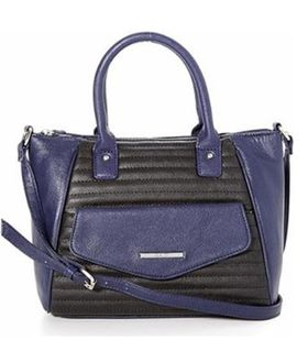 Nine West Natural Talent Bag - Navy Multi