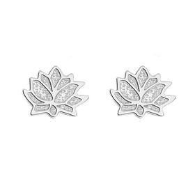 BohoBindi Lotus Flowers Studs