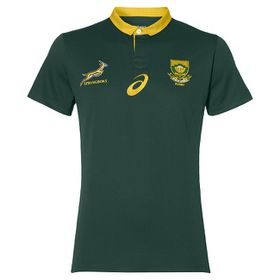 Men's Asics Springboks 2017 Official Replica Jersey