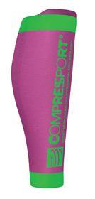 Compressport R2 V2 Calf Sleeve - Fluo Pink - T3