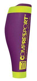 Compressport R2 V2 Calf Sleeve - Purple - T3