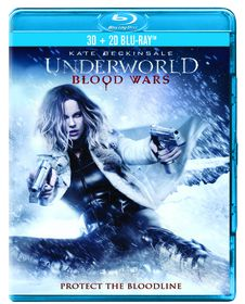 Underworld: Blood Wars (3D+2D Blu-ray)