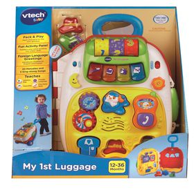 V-Tech My First Luggage