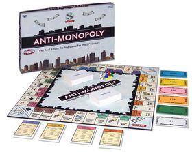 Anti Monopoly Game