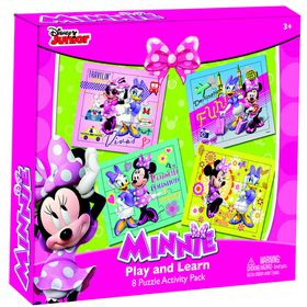 Disney Minnie Play and Learn Educational Game
