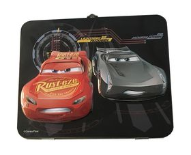 Cars 3 - Puzzle In Lunch Tin