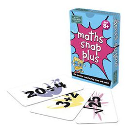 BrainBox Maths Snap Plus
