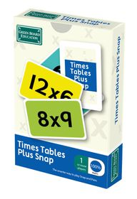 BrainBox Times Tables Plus Snap Education