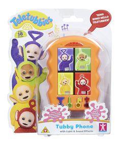 Teletubbies Tubby Phone - Phone