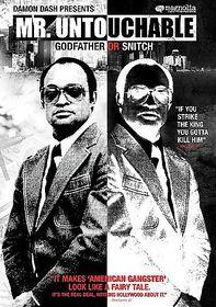 Mr. Untouchable - (Region 1 Import DVD)