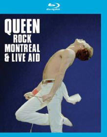 Queen: Rock Montreal/Live Aid - (Import Blu-ray Disc)