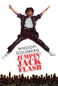 Jumpin' Jack Flash (1986) - (DVD)