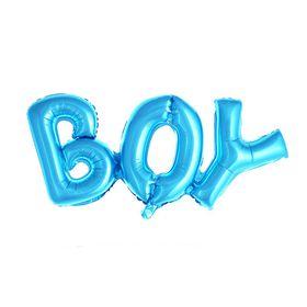 Foil Balloon - Boy (Letters)