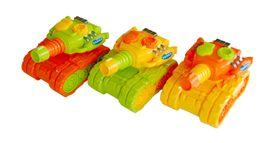 Cute tank toy