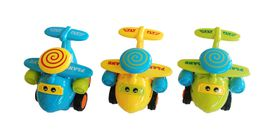 Toy Airplane - Set of 3