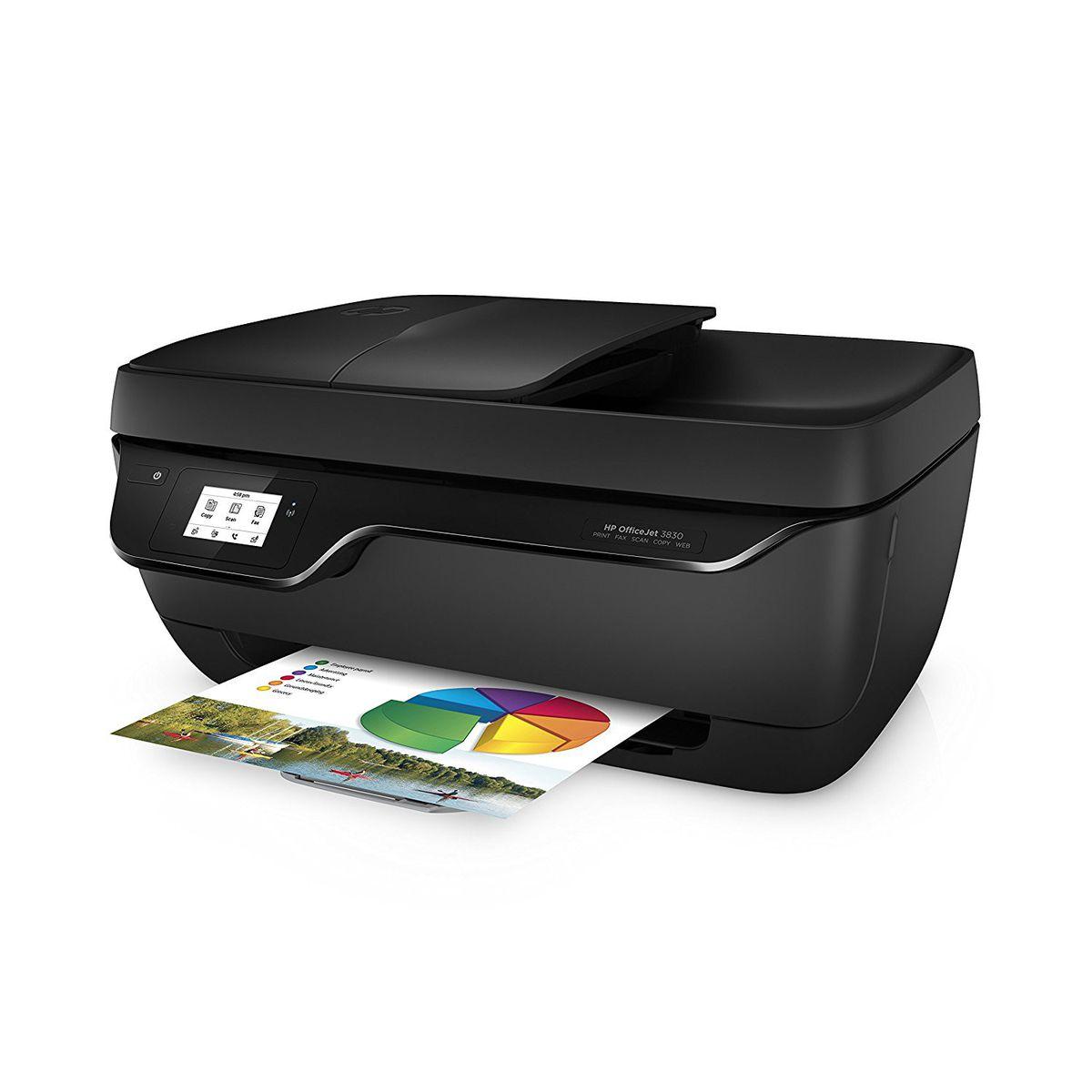hp officejet 3830 4 in 1 wi fi inkjet printer buy online in south
