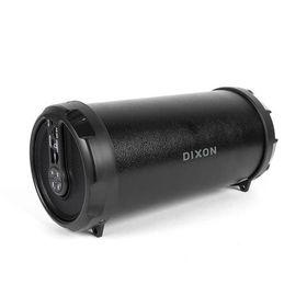 Dixon Rechargeable Bass Bomb Portable Bluetooth Wireless Speaker S21 - Black