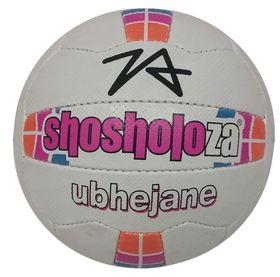 """Shosholoza Match Netball - Size: 5"""""""