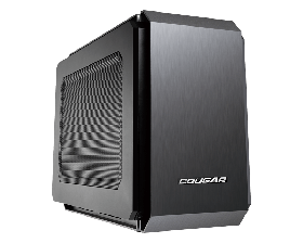 Cougar QBX Mini ITX Tower Gaming Case