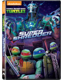 Teenage Mutant Ninja Turtles: Super Shredder (DVD)